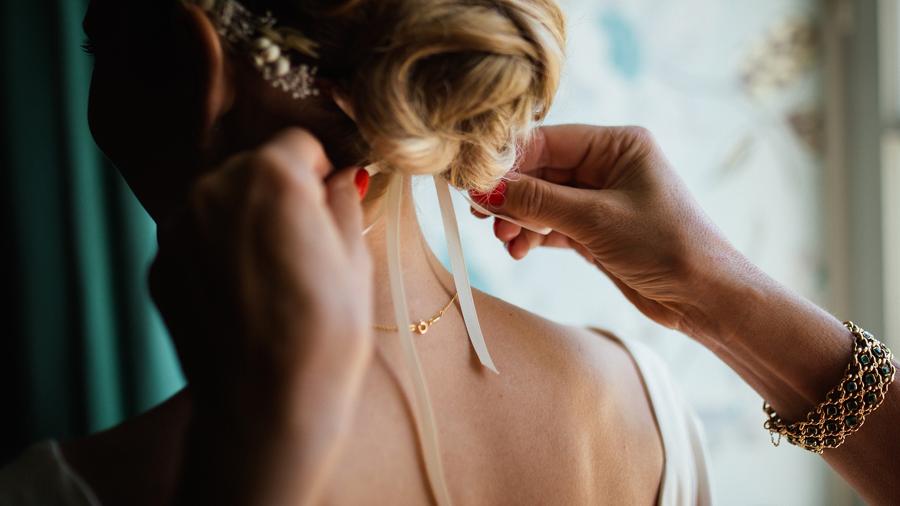 Bild zum Thema Hochzeit, Braut, Braut-Make-up von Pixabay