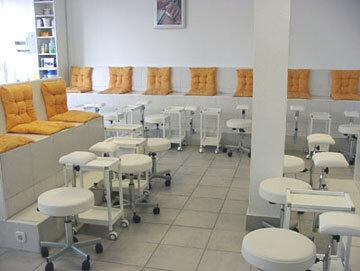 Praxisraum Medizinische Fußpflege