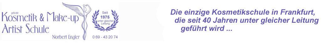 Kosmetikschule Norbert Engler - Frankfurt am Main Logo